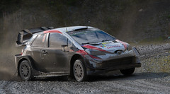 Toyota Yaris WRC - Meeke (rallysprott) Tags: sprott wdcc rallysprott 2019 wales rally gb penmachno forest 2 rallying motor sport car nikon d7100 toyota yaris wrc meeke