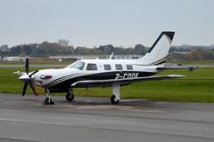 2-COOK Piper PA-46-500TP Malibu Meridian cn 46-97562 William Cook Aviation Retford - Gamston 09Nov19 (kerrydavidtaylor) Tags: egne retfordgamstonairport nottinghamshire bassetlaw pa46