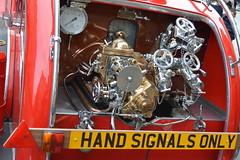 Handwheels (dhcomet) Tags: regent street motor show london