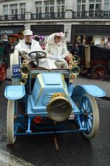 Regent Rhapsody (dhcomet) Tags: regent street motor show london