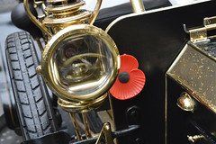Poppy Appeal (dhcomet) Tags: regent street motor show london