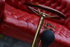 Upholstered Honk (dhcomet) Tags: regent street motor show london