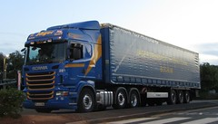 Photo of J�ger Transport BO EJ 666 (Germany) At Telford Services