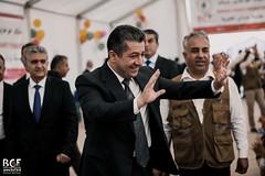 Bardarash Refugee Camp