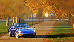 fairlady z 11 (Keischa-Assili) Tags: 4k uhd 1080p full hd fullhd wallpaper screenshot photo auto car automotive automobile virtual digital game gaming graphic edited photography picture videogame forza horizon 4 nissan fairlady z blue jdm tuner oldtimer classic autumn