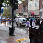 "<b>Homecoming Parade 2019</b><br/> Despite the rain, the Luther College Homecoming Parade started on Water Street in downtown Decorah then made its way up to campus. October 5, 2019. Photo by Anh Le.<a href=""//farm66.static.flickr.com/65535/49055553306_3c9e3320d3_o.jpg"" title=""High res"">&prop;</a>"