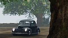1940 ford deluxe coupe 4 (Keischa-Assili) Tags: 4k uhd 1080p full hd fullhd wallpaper screenshot photo auto car automotive automobile virtual digital game gaming graphic edited photography picture videogame forza horizon 4 ford deluxe coupe oldtimer classic black