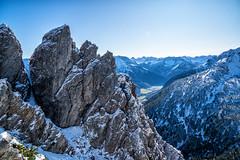 Felsen am Saldeiner (stefangruber82) Tags: alpen alps tirol tyrol mountains berge snow schnee felsen rocks winter