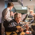 "<b>DSC02580</b><br/> Luther's Jazz Band and Jazz Orchestra play at Marty's over Homecoming Weekend. October 4th, 2019. Photo by Anthony Hamer.<a href=""//farm66.static.flickr.com/65535/49055590838_2974614b52_o.jpg"" title=""High res"">&prop;</a>"
