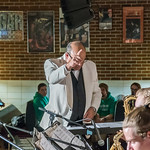"<b>DSC03563</b><br/> Luther's Jazz Band and Jazz Orchestra play at Marty's over Homecoming Weekend. October 4th, 2019. Photo by Anthony Hamer.<a href=""//farm66.static.flickr.com/65535/49055590938_636467fe05_o.jpg"" title=""High res"">&prop;</a>"