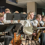 "<b>DSC03102</b><br/> Luther's Jazz Band and Jazz Orchestra play at Marty's over Homecoming Weekend. October 4th, 2019. Photo by Anthony Hamer.<a href=""//farm66.static.flickr.com/65535/49055593323_5804c9638b_o.jpg"" title=""High res"">&prop;</a>"