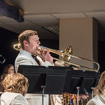 "<b>DSC03038</b><br/> Luther's Jazz Band and Jazz Orchestra play at Marty's over Homecoming Weekend. October 4th, 2019. Photo by Anthony Hamer.<a href=""//farm66.static.flickr.com/65535/49055593528_12db7d64fa_o.jpg"" title=""High res"">&prop;</a>"