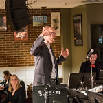 "<b>DSC02668</b><br/> Luther's Jazz Band and Jazz Orchestra play at Marty's over Homecoming Weekend. October 4th, 2019. Photo by Anthony Hamer.<a href=""//farm66.static.flickr.com/65535/49055594883_fc833308f2_o.jpg"" title=""High res"">&prop;</a>"