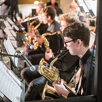 "<b>DSC02640</b><br/> Luther's Jazz Band and Jazz Orchestra play at Marty's over Homecoming Weekend. October 4th, 2019. Photo by Anthony Hamer.<a href=""//farm66.static.flickr.com/65535/49055595023_68d75037d2_o.jpg"" title=""High res"">&prop;</a>"