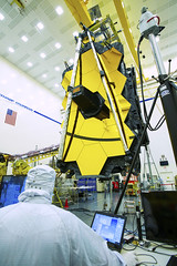 The Integration Process (James Webb Space Telescope) Tags: jwst webb jameswebbspacetelescope telescope nasa hubble hubblessuccessor space bestof recentbestof