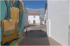baena 7 (beauty of all things) Tags: espana spanien baena andalusien paintings gemälde urbanes