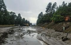 Region 5 - US 550 n of dgo (3) (coloradodotphoto) Tags: region5 colorado cdot flood damage safety recovery hydraulics emergency