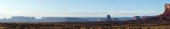 Untitled_Panorama2 (Aubrey Sun) Tags: monument valley ut az utah arizona desert mesa butte spire red rock navajo