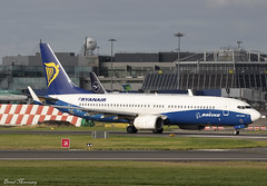 Ryanair (Dreamliner Livery) 737-800 EI-DCL (birrlad) Tags: dublin dub international airport ireland aircraft airplane aviation airplanes airline airliner airlines airways taxi taxiway takeoff departing departure runway ryanair dreamliner livery boeing b737 b738 737 737800 7378as eidcl special