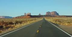 DSC03074 (Aubrey Sun) Tags: monument valley ut az utah arizona desert mesa butte spire red rock navajo forrest gump point