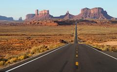 DSC02995 (Aubrey Sun) Tags: monument valley ut az utah arizona desert mesa butte spire red rock navajo forrest gump point