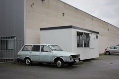 Renault 12 TL Break 1973 (87-YB-31) (MilanWH) Tags: renault 12 tl break 1973 station wagon 87yb31 estate