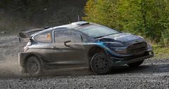 Ford Fiesta WRC - Sunninen (rallysprott) Tags: sprott wdcc rallysprott 2019 wales rally gb penmachno forest 2 rallying motor sport car nikon d7100 ford fiesta wrc sunninen