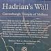 Hadrians Wall, MC 31, Mithras Temple, Brocolitia (3)