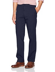 Dockers Men's Straight Fit Workday Khaki Pants with Smart 360 Flex, Pembroke (Stretch), 36W x 34L (Shopping Guide 7) Tags: 34l 36w dockers fit flex khaki pants pembroke smart straight with workday