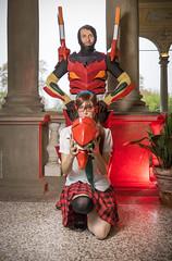 _MG_3112 (Mauro Petrolati) Tags: miriam mari makinami neon genesis evangelion rebuild lucca comics games 2019 palazzo pfanner eva 02 mariano cosplay cosplayer rebird