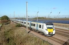 700115 aa Sandy 021118 D Wetherall (MrDeltic15) Tags: eastcoastmainline thameslink class700 700115 sandy ecml