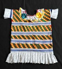 Huipil Mexican Oaxaca Textiles (Teyacapan) Tags: huipil mexico oaxacan mazatec jalapadediaz clothing ropa textiles