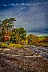 South west coast road (Chris Atkins65) Tags: dorset langtonherring coast trees autumn roads