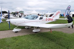 Photo of G-OPUG AeroExpo Wycombe Air Park 15 June 2019