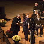 "<b>Homecoming Concert</b><br/> Symphony Orchestra, Nordic Choir and Concert Band showcased their work at a homecoming concert in the CFL Main Hall on Oct. 6, 2019. Photo by Danica Nolton.<a href=""//farm66.static.flickr.com/65535/49055793852_957250affc_o.jpg"" title=""High res"">&prop;</a>"