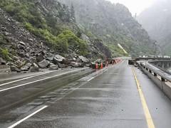 Region 5 - I-70 GC Rock Fall .02_05.21.2019 (coloradodotphoto) Tags: region5 colorado cdot flood damage safety recovery hydraulics emergency