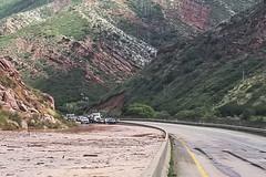 Region 5 - I-70 S Canyon Mudslide.01 (coloradodotphoto) Tags: region5 colorado cdot flood damage safety recovery hydraulics emergency