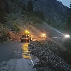 Region 5 - Copy of US 550 RMP_CleanUp_nightOf_VKelso_A_07.09.2018 (coloradodotphoto) Tags: region5 colorado cdot flood damage safety recovery hydraulics emergency