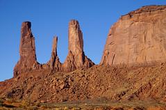 DSC03024 (Aubrey Sun) Tags: monument valley ut az utah arizona desert mesa butte spire red rock navajo