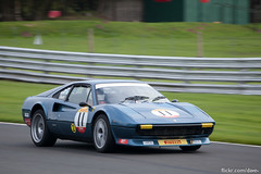 6233 (Dave^) Tags: 27th september 2014 oulton park ferrari 512 bb 308 gtb 328 gt4