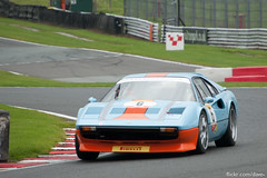 6258 (Dave^) Tags: 27th september 2014 oulton park ferrari 512 bb 308 gtb 328 gt4