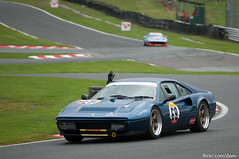 6257 (Dave^) Tags: 27th september 2014 oulton park ferrari 512 bb 308 gtb 328 gt4