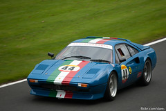 6245 (Dave^) Tags: 27th september 2014 oulton park ferrari 512 bb 308 gtb 328 gt4