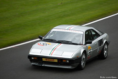 6242 (Dave^) Tags: 27th september 2014 oulton park ferrari 512 bb 308 gtb 328 gt4