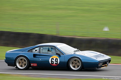 6237 (Dave^) Tags: 27th september 2014 oulton park ferrari 512 bb 308 gtb 328 gt4
