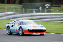 6231 (Dave^) Tags: 27th september 2014 oulton park ferrari 512 bb 308 gtb 328 gt4