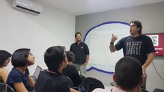 """Dazideia Meetup Fortaleza 2019.11.07 • <a style=""""font-size:0.8em;"""" href=""""http://www.flickr.com/photos/150075591@N07/49055933318/"""" target=""""_blank"""">View on Flickr</a>"""