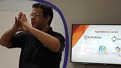 """Dazideia Meetup Fortaleza 2019.11.07 • <a style=""""font-size:0.8em;"""" href=""""http://www.flickr.com/photos/150075591@N07/49055933573/"""" target=""""_blank"""">View on Flickr</a>"""