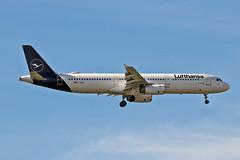 D-AISQ Airbus A.321-231 Lufthansa Named Lindau AGP 18-10-19 (PlanecrazyUK) Tags: lemg malaga–costadelsolairport malaga costadelsol daisq airbusa321231 lufthansa namedlindau agp 181019