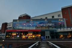 The Birmingham Contemporary Art Galery (metrogogo) Tags: thebirminghamcontemporaryartgalery arenabirmingham outside artgallery